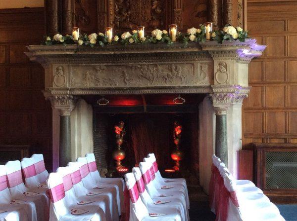 Grand Hall - Rhienfield House
