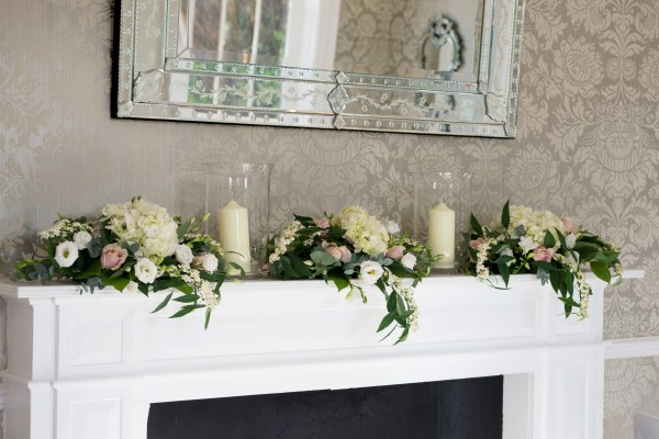 Fireplace arrangement
