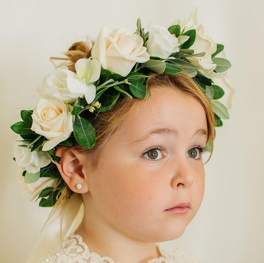 Floral Head pieces